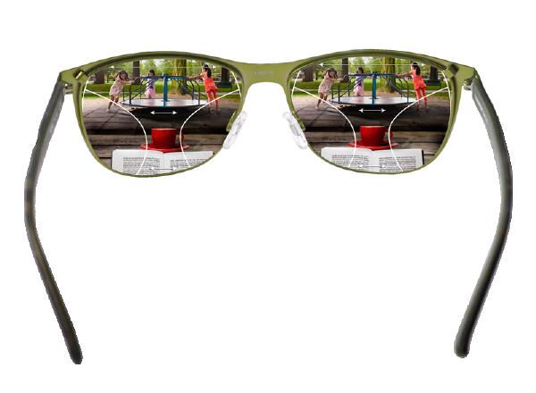 69950e8bcb Si aún sos de aquellos que anda con varios pares de lentes encima, unos  para ver de lejos, otros para ver de cerca y los tenés que ir alternando  según la ...
